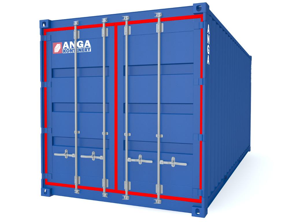 Uszczelka drzwi kontenerowych